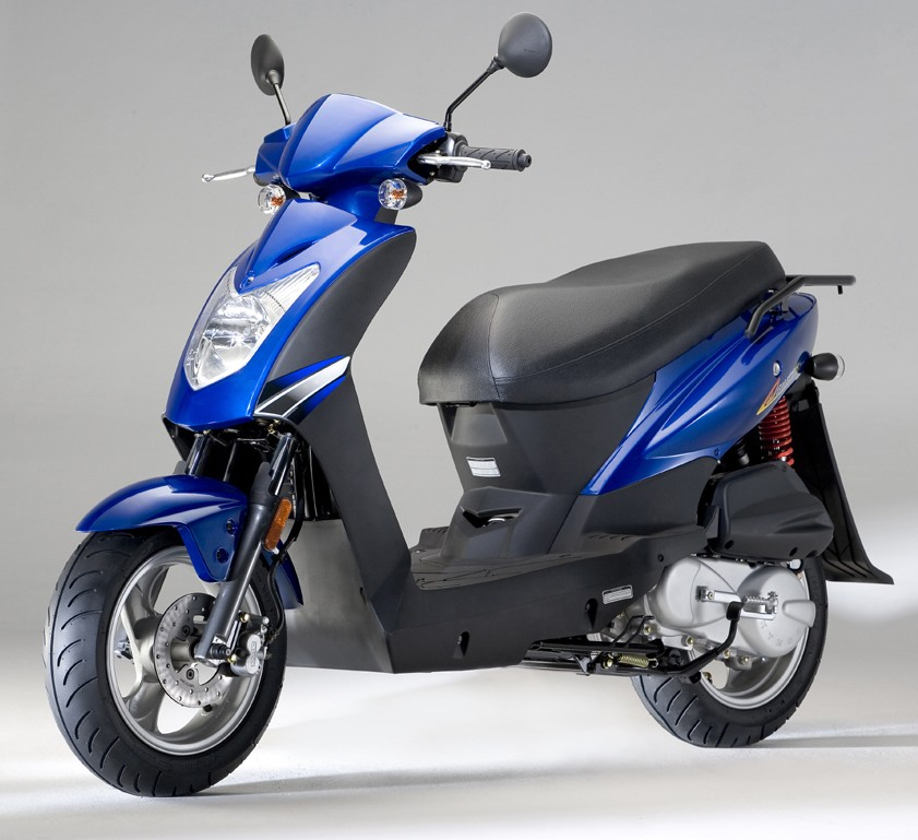 philadelphia scooters: kymco agility 125 review