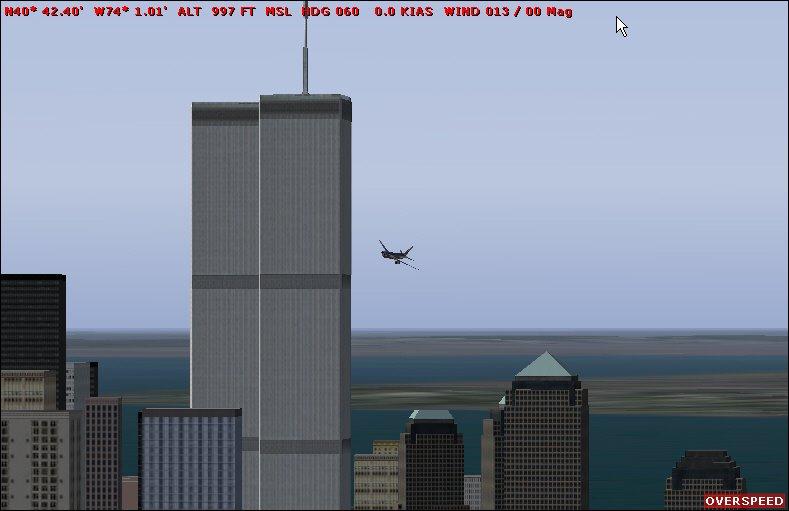 Humint Events Online: Flight Simulator Modeling