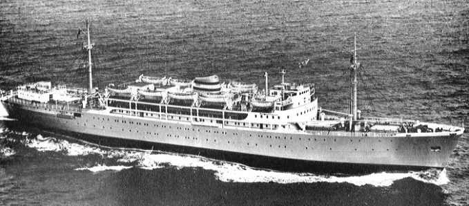 Mnf ocean cruise