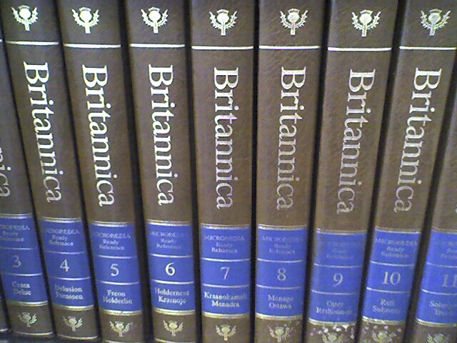 The Encyclopedia Britannica 2006