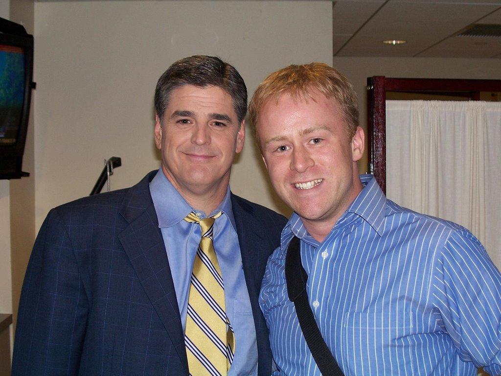 Bretts Hannity Internship Blog