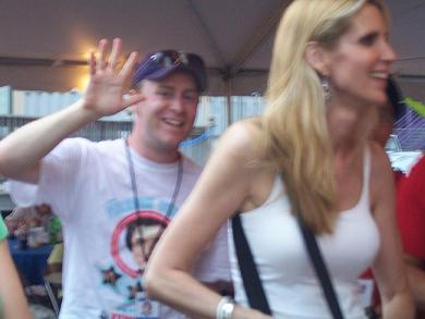 Bretts Hannity Internship Blog Freedom Concert Day