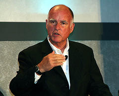 "The Jerry Brown Incident: ""Jerry Brown's Innocent.  He Said Nothing Racist Like What Was Reported"" - Peter Van Cleef"