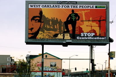 "West Oakland Citizens Fight ""Jerry Brown"" Gentrification"
