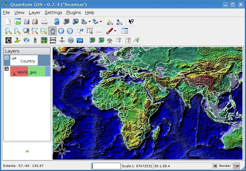 Mapperz - The Mapping News Blog: Quantum Leap for GIS