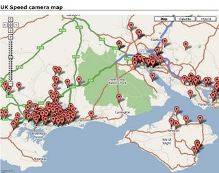 Uk Speed Camera Map Mapping News by Mapperz Uk Speed Camera Map