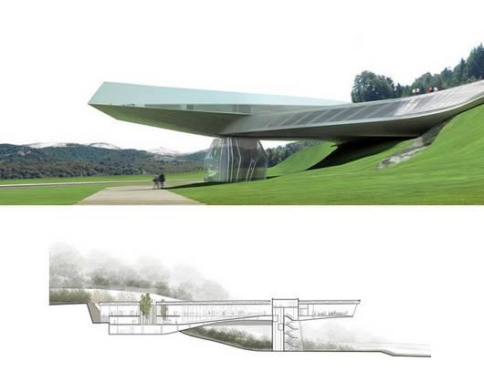 Arquitectura arkinetia blog museo de la prehistoria for Blog de arquitectura