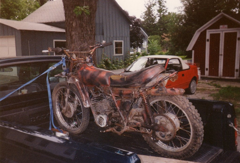 crappy bike dirt bikes