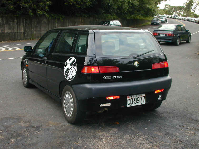 sgoz147 king of alfa romeo 147 my first alfa 145 1 6boxer yr 2001 yr2003. Black Bedroom Furniture Sets. Home Design Ideas