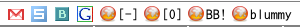 Firefox Bookmark Toolbar