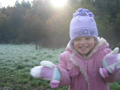 grace in Itchen Valley Country Park