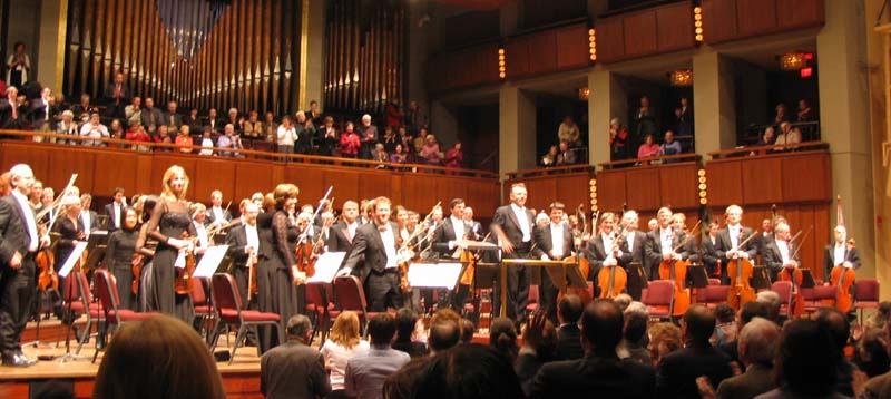 Royal Concertgebouw Orchestra, Mariss Jansons, Kennedy Center, February 13, 2006