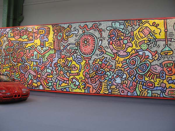 keith haring expo london complaint essay