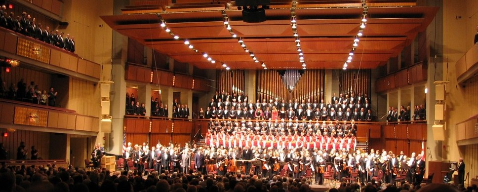 Mahler, Symphony of a Thousand, National Symphony Orchestra and amassed choirs, Kennedy Center Concert Hall, June 8, 2006