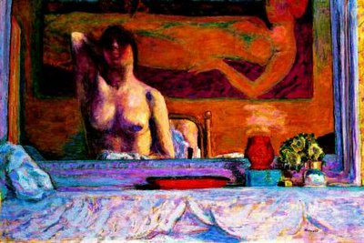 Pierre Bonnard, La Cheminée, 1916, Private collection