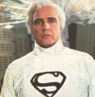 Superman Returns, Marlon Brando