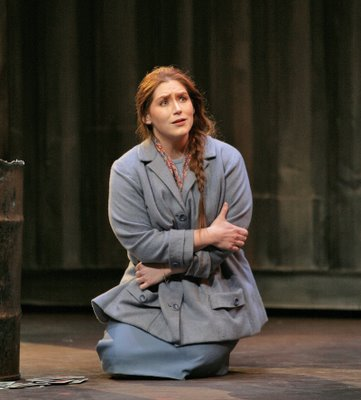 Jennifer Black as Micaëla, Carmen, Santa Fe Opera, photo by Ken Howard © 2006