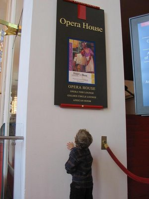 Mini-Critic at the Opera