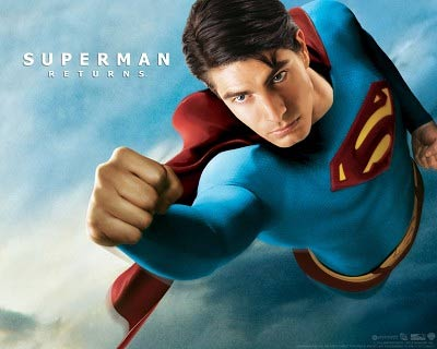Superman Returns, Brandon Routh