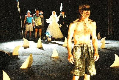 Undertow, Finnish National Opera, August 2005