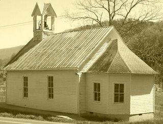 Smoky Mountain Travel Tips Historic Headrick Chapel