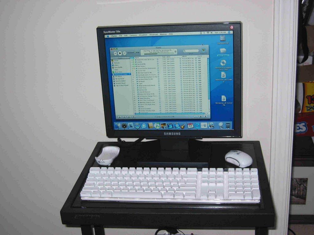Install lacie external hard drive