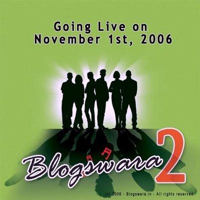 Expressions of Life: Blogswara-II - NOV-01-2006