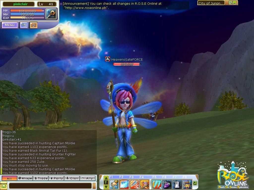 Rose Online Adventures