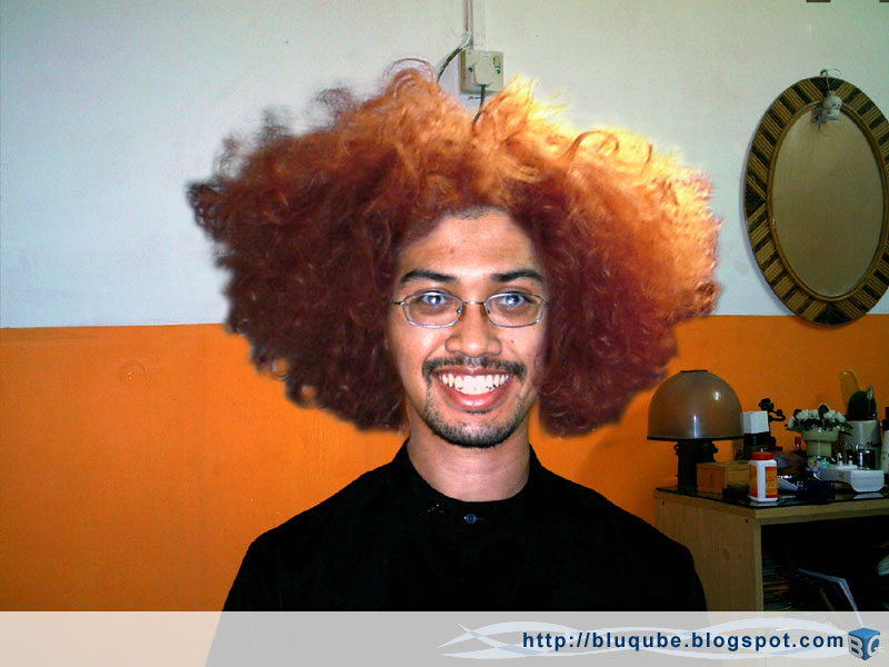 Or Maybe It S The Carrot Top Himself Whom I M Influenced By Still This Hairstyle Would Only Worsen My Scalp So No Can Do