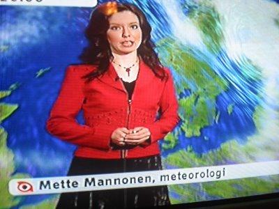 Mette Mannonen