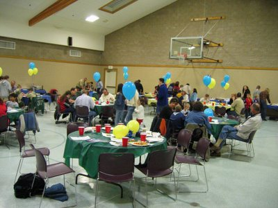 Cub Scout Blue & Gold Dinner
