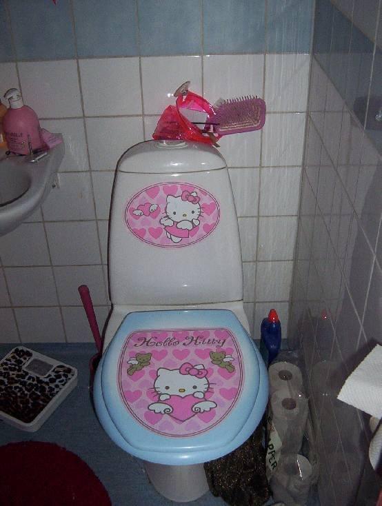 Hello Kittys Pojkvän