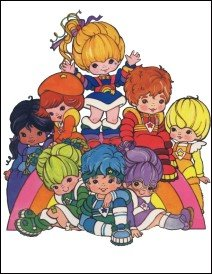 Square Eyes: Kids' TV of the 80s/90s: Rainbow Brite and the