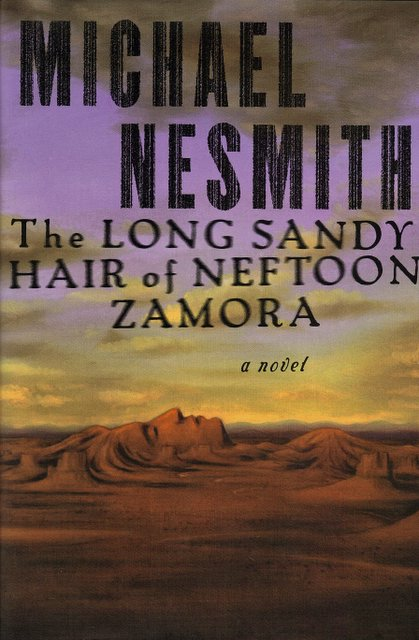 The long sandy hair of neftoon zamora