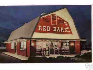 On My Mind: The Red Barn restaurant