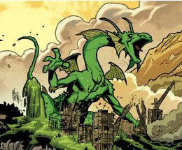 Fin Fang Bloody Foom. Yesterday.