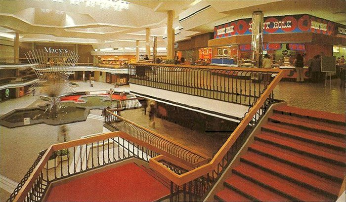 Vintage Mall Food Court