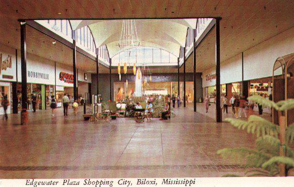 Shopping In Biloxi Ms >> Malls Of America Vintage Photos Of Lost Shopping Malls Of The 50s