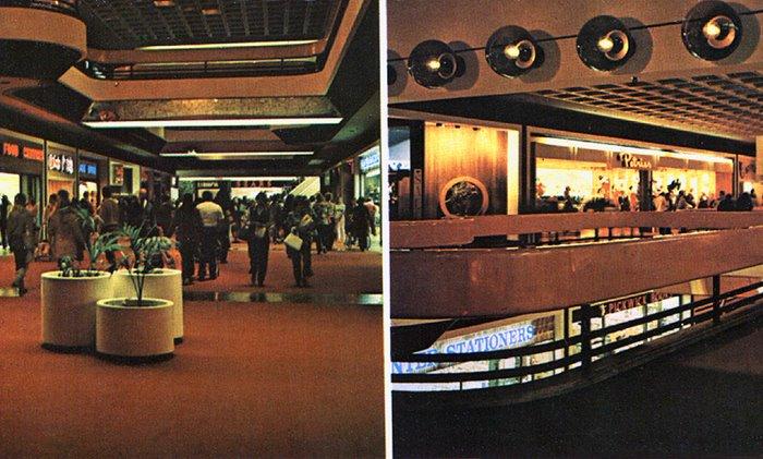 Vintage Mall Food Court