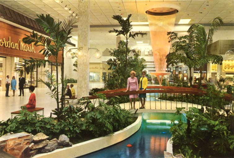 Palm Beach Mall West Florida Malls Of America Vintage Photos Lost Ping The 50s