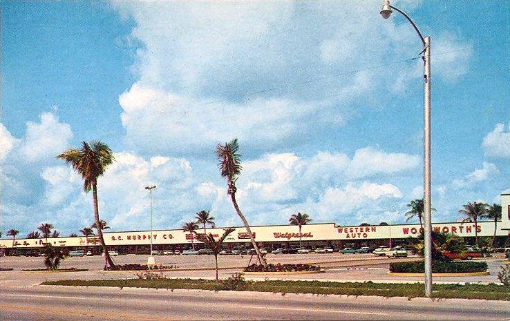 Shopping Centre West Palm Beach