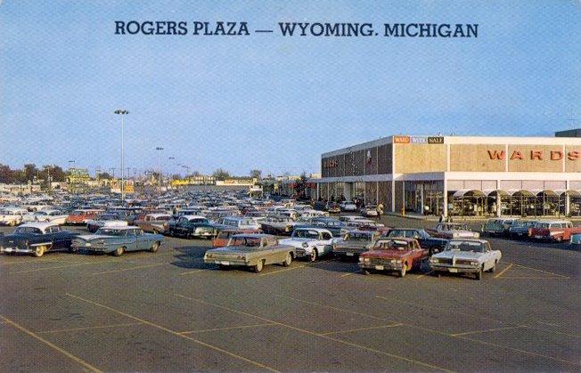 Resultado de imagen de Montgomery Ward stores 1960