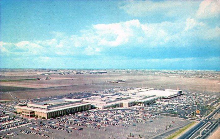 Garden State Plaza History