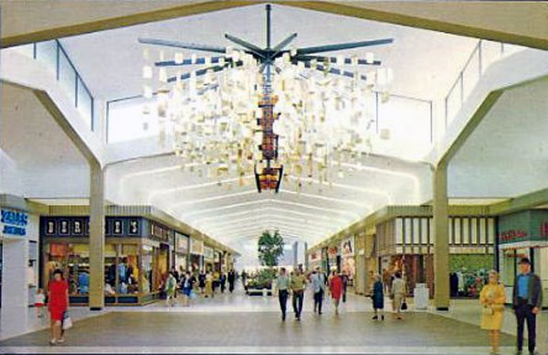 South County Mall Food Court