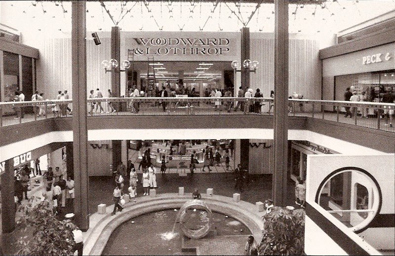The columbia mall