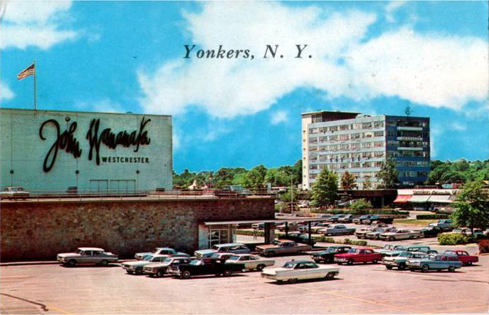 Directions and locations to Cross County Shopping Center: Mall Walk, Yonkers, New York - NY /5(2).