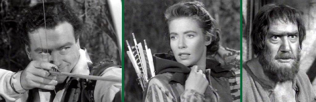 robin hood: Robin Hood 1950's TV series, Richard Greene