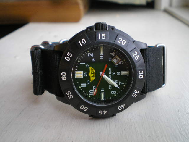 Protector Tritium CornerUzi Review Watch Ed's D9E2YWHI