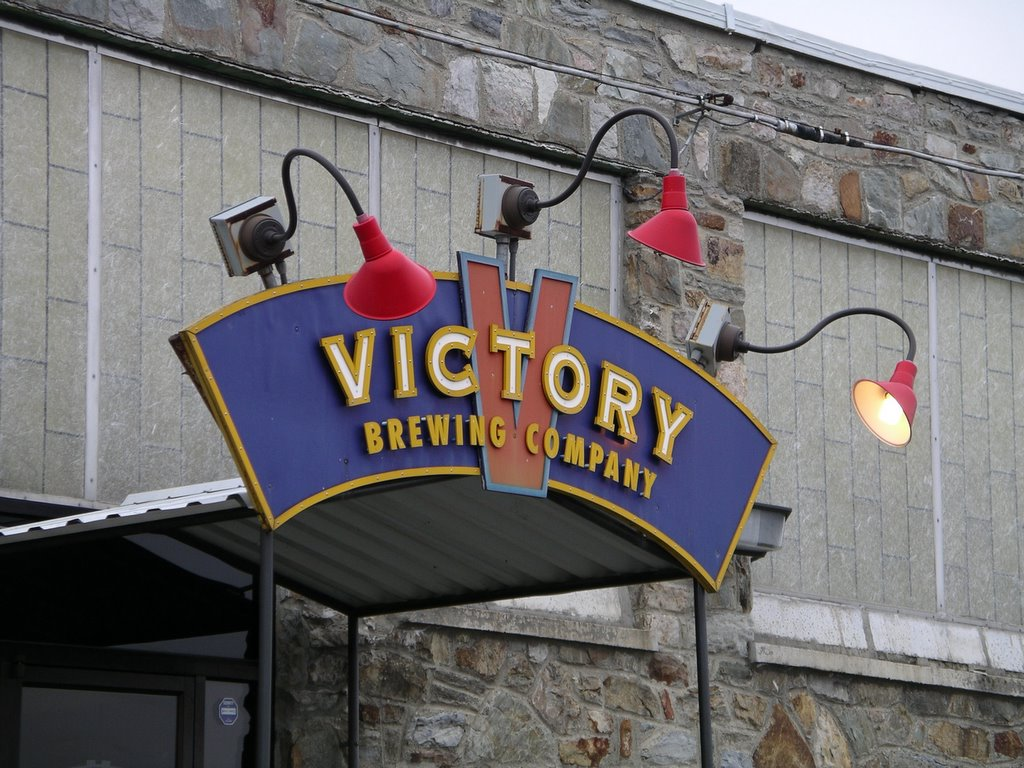 The Brew Lounge Victory Brewing Company In Downingtown Pa