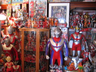 Toybot Studios The Most Ultra Ultraman Collection In The Universe